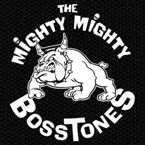 "The Mighty Mighty Bosstones Bulldog 4x4"" Printed Patch"