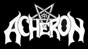 "Acheron Logo 7x4"" Printed Patch"