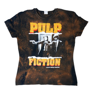 Tie Dye Pulp Fiction Blouse T-Shirt Size XL