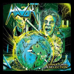 "Havok - Unnatural Selection 4x4"" Color Patch"