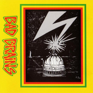 "Bad Brains - Self Titled 4x4"" Color Patch"