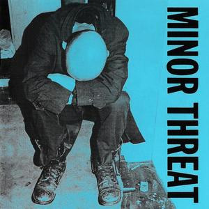 "Minor Threat - Self Titled 4x4"" Color Patch"