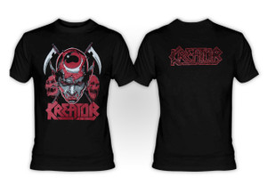 Kreator - Violent Mind Eye T-Shirt