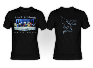 Black Sabbath - Last Supper T-Shirt