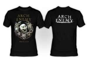 Arch Enemy - Will to Power T-Shirt