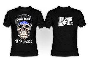 Suicidal Tendencies - Cyco Skull T-Shirt