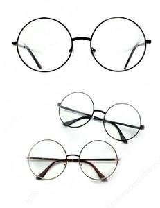 John Lennon Metal Round Glasses