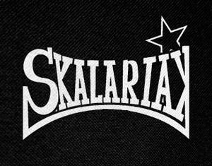 """Skalariak Logo 5x4"""" Printed Patch"""