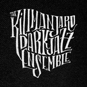 "The Kilimanjaro Darkjazz Ensemble Logo 4.5x4.5"" Printed Patch"