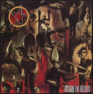 "Slayer - Reign In Blood 4x4"" Color Patch"