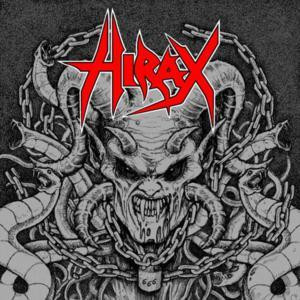 "Hirax - Black Demon 4x4"" Color Patch"
