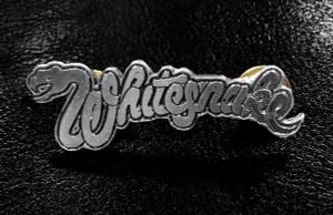 """Whitesnake Logo 2"""" Metal Badge"""