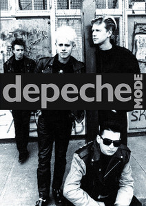 "Depeche Mode - Band 24x36"" Poster"
