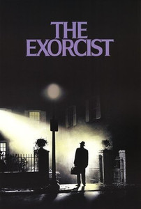 """The Exorcist Movie Cover 24x36"""" Poster"""