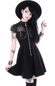 Restyle Clothing - Future Goth Dress