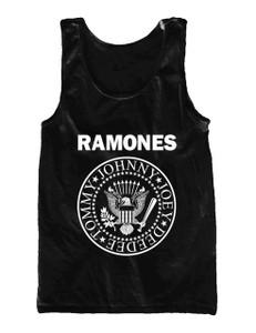 Ramones Eagle Logo Tank