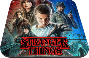 "Stranger Things Season 1 9x7"" Mousepad"