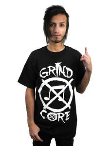 Grindcore Logo T-Shirt