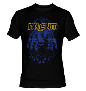 Nasum - Engine of Death T-Shirt