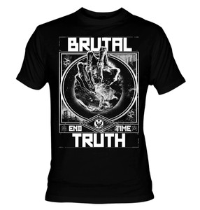 Brutal Truth End Time T-Shirt