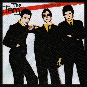 "The Jam - The Modern World 4x4"" Color Patch"
