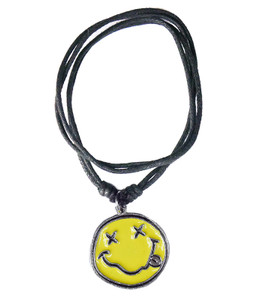 Nirvana Smiley Necklace