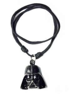 Darth Vader Head Necklace