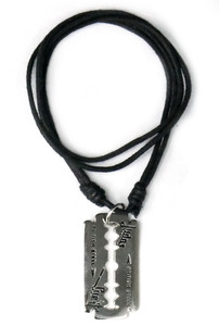 Judas Priest British Steel Necklace