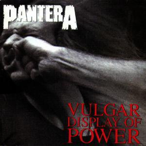 "Pantera - Vulgar Display Of Power 4x4"" Color Patch"