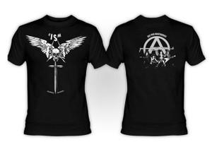 G.I.S.M. Skull Dagger T-Shirt