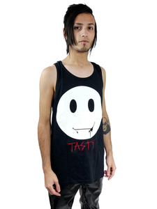 Tasty Vampy Face Unisex Tank Top