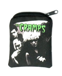 The Cramps Band Coin Purse