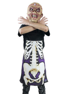 Go Rocker Apron - Skeleton Bottom