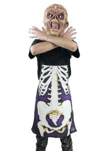 Go Rocker Apron - Skeleton Bottom