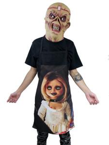 Child's Play Chucky Tiffany Apron