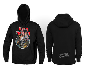 Iron Maiden Maiden England Hooded Sweatshirt