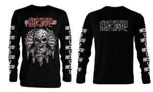 Wormrot - Abused Long Sleeve T-Shirt