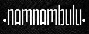 """Namnambulu Logo 6x2"""" Printed Patch"""