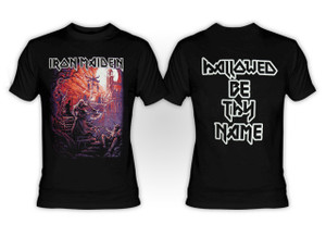 Iron Maiden - Hallowed Be Thy Name T-Shirt