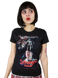 Stranger Things Demogorgon Girls T-Shirt