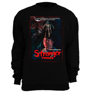Stranger Things Demogorgon Crewneck Sweatshirt