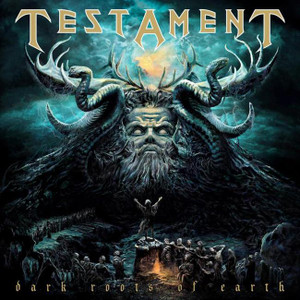 "Testament - Dark Roots Of Earth 4x4"" Color Patch"
