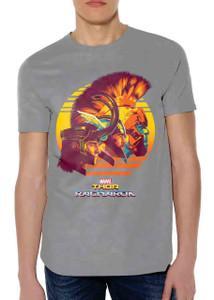 Thor Ragnarok Illustration T-Shirt