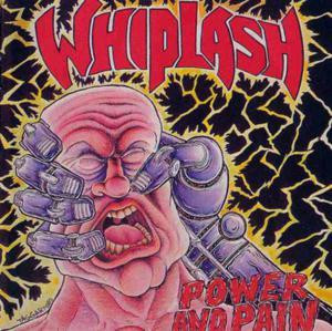 "Whiplash - Power And Pain 4x4"" Color Patch"