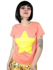 Steven Universe Logo Girls T-Shirt