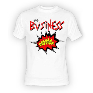 The Business - Smash the Disco's T-Shirt