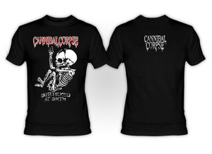 Cannibal Corpse Butchered at Birth NW T-Shirt