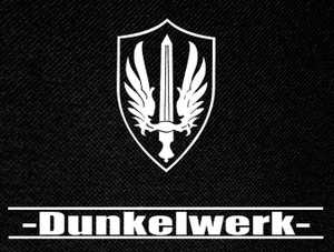 "Dunkelwerk Troops 4.5x4"" Printed Patch"