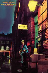 """David Bowie - Ziggy Stardust 24x36"""" Poster"""