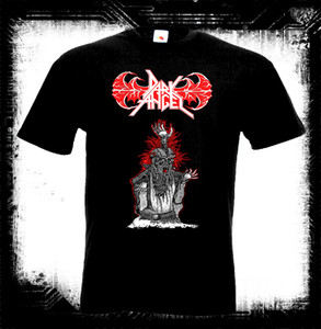 Dark Angel Zombie T-Shirt  EXTRA SMALL * **Lasts one in Stock**